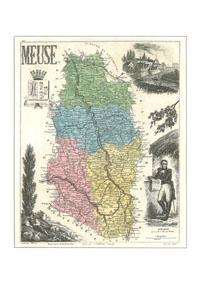 HHH<b>N° 55DPT</b> - Meuse