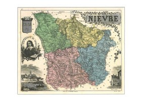 LLL<b>N° 58DPT</b> - Nièvre
