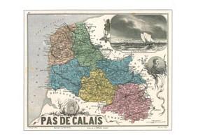 LLL<b>N° 62DPT</b> - Pas de Calais