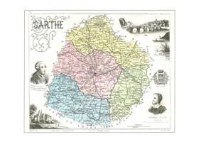 LLL<b>N° 72DPT</b> - Sarthe