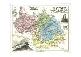LLL<b>N° 73DPT</b> - Savoie