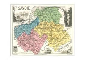 LLL<b>N° 74DPT</b> - Haute Savoie