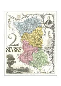 HHH<b>N° 79DPT</b> - Deux Sèvres