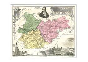 LLL<b>N° 82DPT</b> - Tarn et Garonne