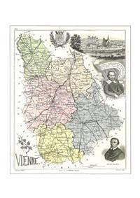 HHH<b>N° 86DPT</b> - Vienne