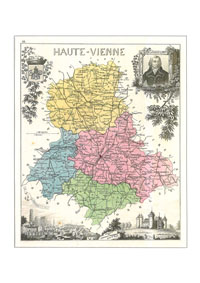 HHH<b>N° 87DPT</b> - Haute Vienne