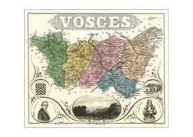 LLL<b>N° 88DPT</b> - Vosges