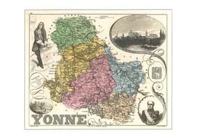 LLL<b>N° 89DPT</b> - Yonne