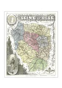 HHH<b>N° 95DPT</b> - Val d Oise  - (Seine et Oise)