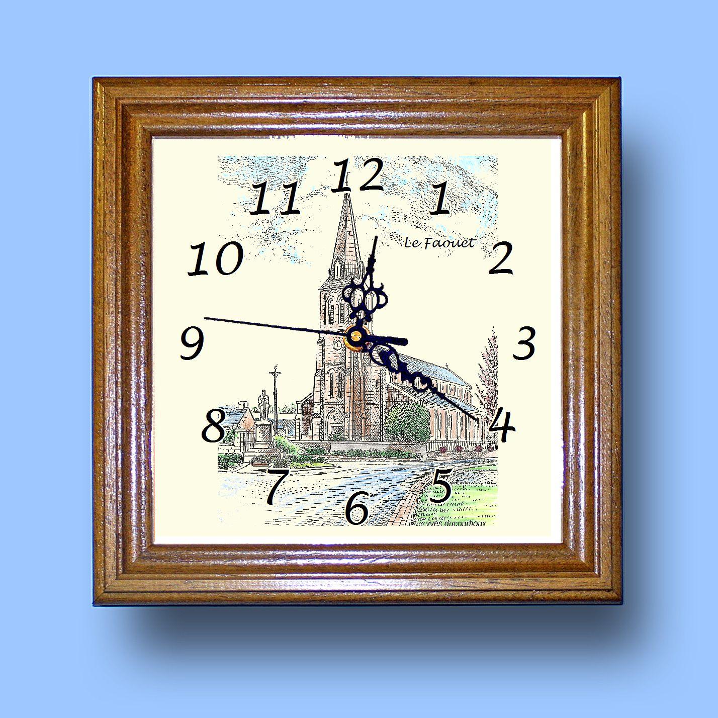 HG CL 22446 - Horloge avec une vue de 22 LE FAOUET 36bhEvFu-08070522-102526054